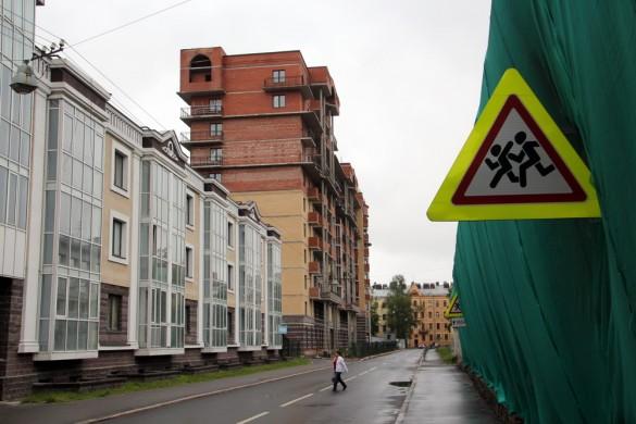 Глухая Зеленина улица