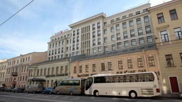 Гостиница Sokos на 8-й линии, 11-13