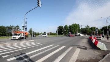 Красное Село, перекресток Гатчинского и Ленина