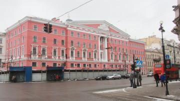 Литературный дом на Невском проспекте