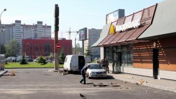 Макдоналдс и Штрих-код