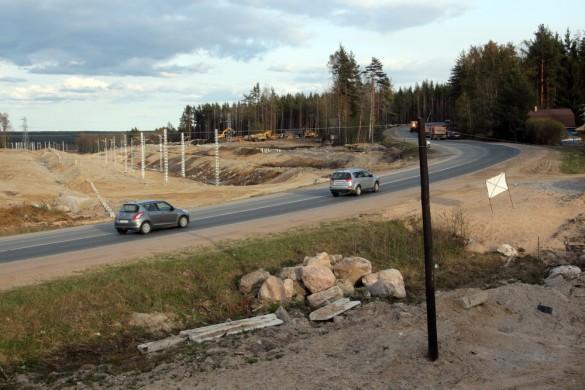 Приозерское шоссе