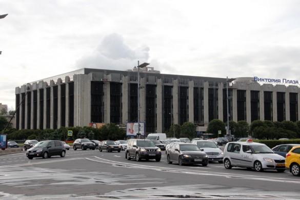 Реконструкция Электронстандарта на площади Победы