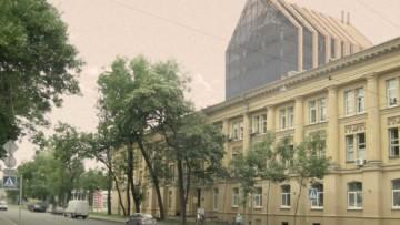 Бизнес-центр на Большом Сампсониевском