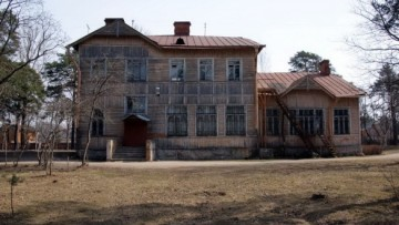 Школа в Сестрорецке на улице Мосина, 63