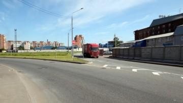 Шотланская улица возле Невельской