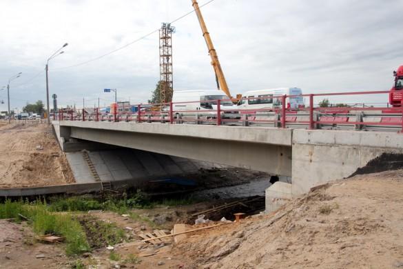 Старый мост через Славянку
