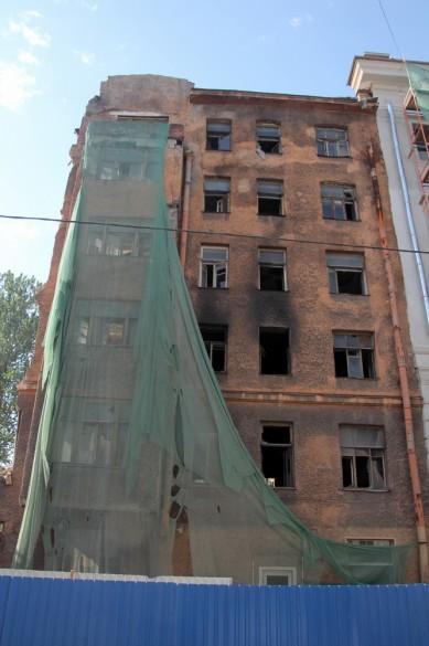 Сытнинская улица, 9, снос