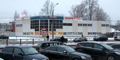 Торговый центр на Энергетиков, 4