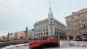 Торговый комплекс У Красного моста на Мойке