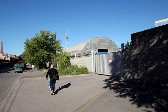 Участок Л1 на улице Александра Матросова, Сампсониевский