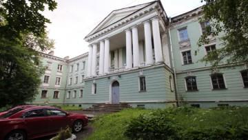 Улица Одоевского, 10, медсанчасть