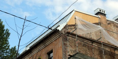 Улица Трефолева, 18, мансарда