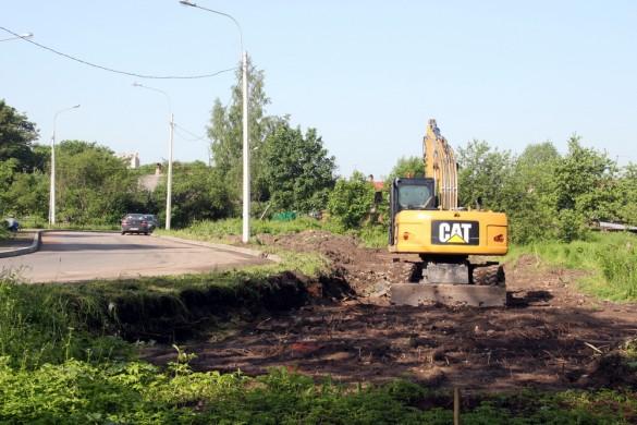 Улица Восстановления
