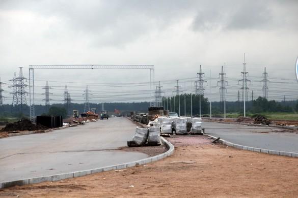 Усть-Ижорское шоссе