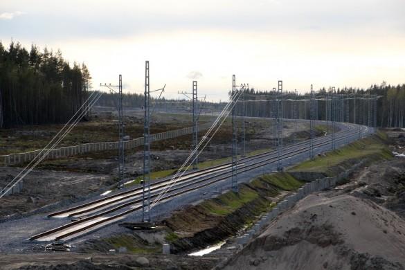 Железная дорога Лосево - Каменногорск