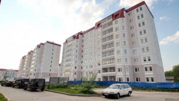 Жилой городок для военных на Петергофском шоссе, 84