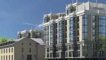 Усадьба на Ланском, проект зданий