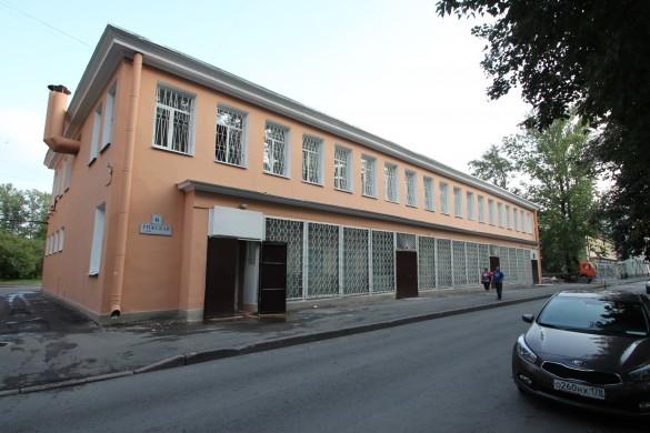 Рижская улица, 6