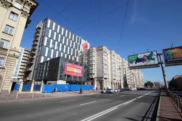 Апарт-отель на Московском проспекте, 73, корпус 3