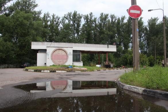 АЗС на Волковском, 61