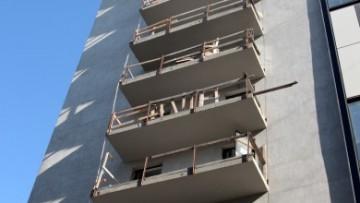 Балконы апарт-отеля на Московском, 73