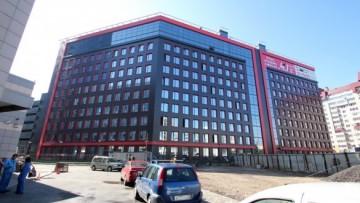Бизнес-центр Setl Center на Ленинском проспекте, 153