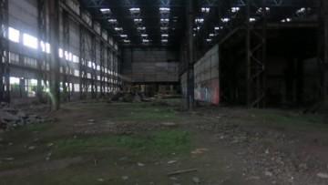 Цех Кировского завода изнутри