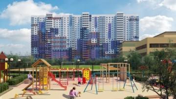 Детская площадка на Энергетиков, 9