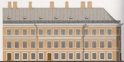 Дом Рогова, проект воссоздания