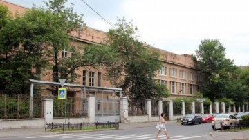 Фабрика Крупской