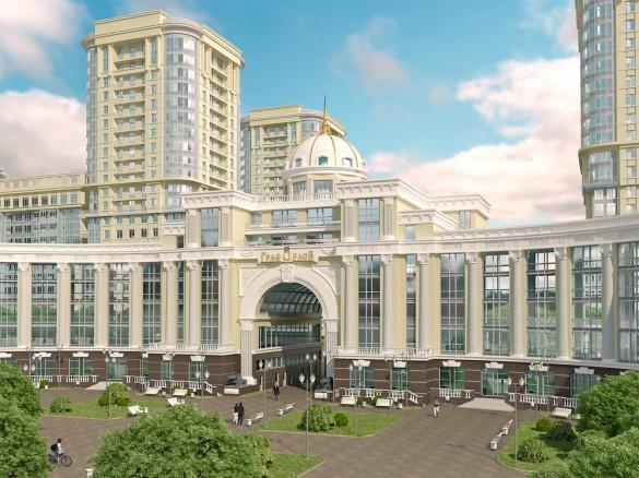 Граф Орлов, проект жилого комплекса