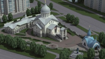 Храм на Кронштадтской
