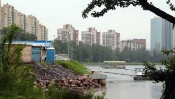 Яхт-клуб в Рыбацком