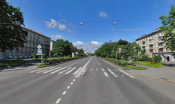 Колпино, проспект Ленина