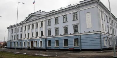 Колпинский районный суд на улице Культуры, 17