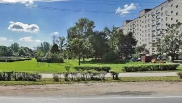 Красное Село, Кингисеппское шоссе, 4, Можайский сквер