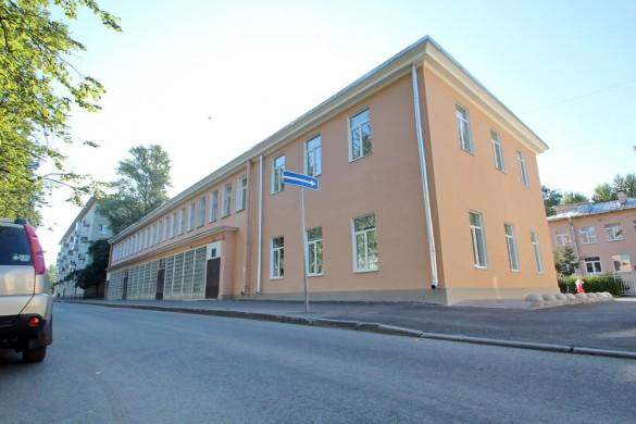 Лаборатория ветеринарной станции на Рижской
