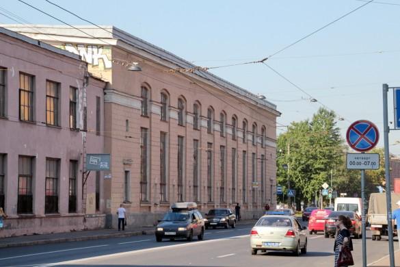 Малый проспект Васильевского острова, 52, завод