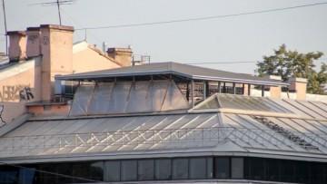 Надстройка на Ждановской набережной