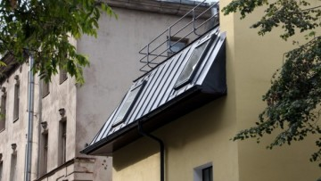 Новый этаж на Плуталовой, 11
