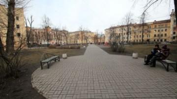 Сквер Лидии Клемент