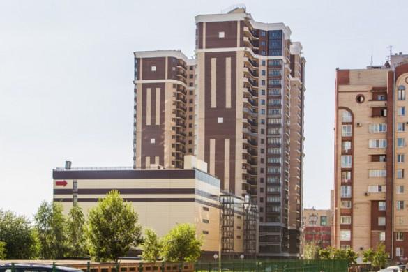 Жилой комплекс Панорама на Кондратьевском проспекте