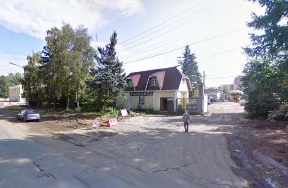 Петергоф, Петергофская улица, 10а