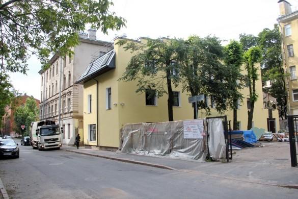 Плуталова улица, 11, после реконструкции