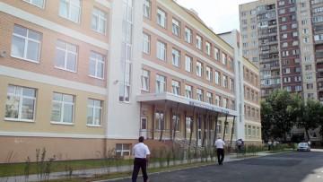 Поликлиника в Моравском переулке, 5