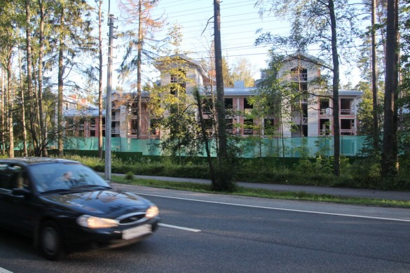 Приморское шоссе, 502а, Зеленогорск