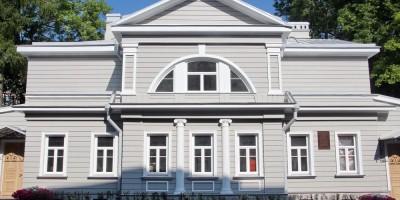 Пушкин, дом Канобио