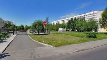 Сквер на углу Ветеранов и Тамбасова