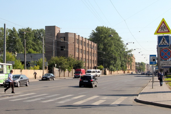 Средний проспект Васильевского острова